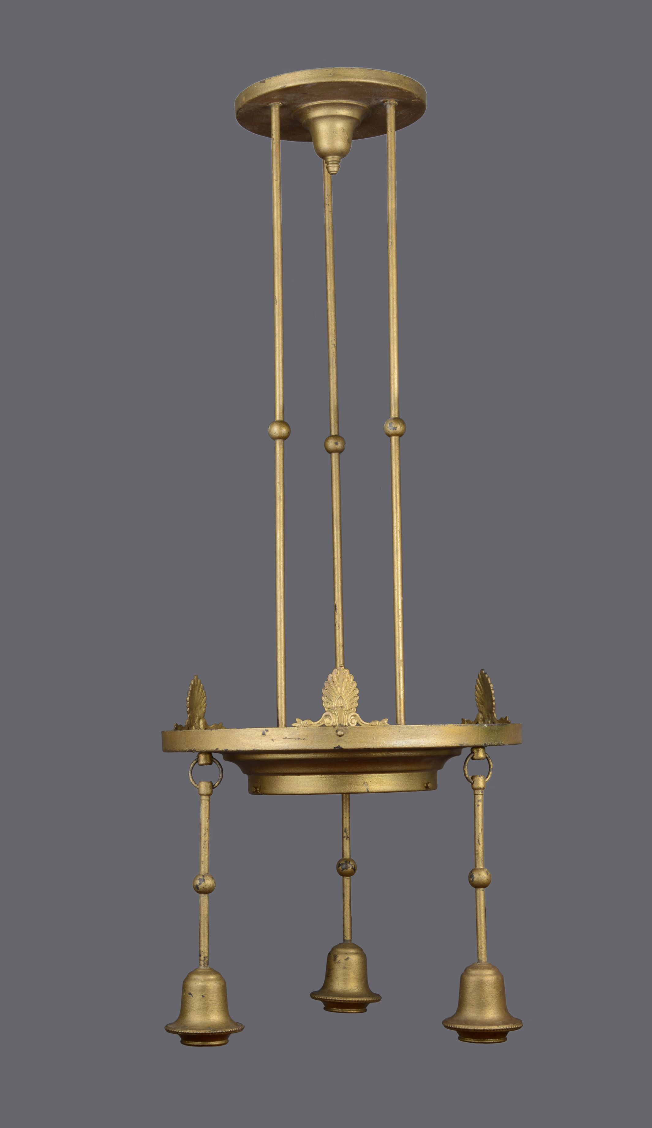 Chandelier, 1900–1914, Trakai History Museum, GEK-4830. Photo by Andrius Valužis, 2017