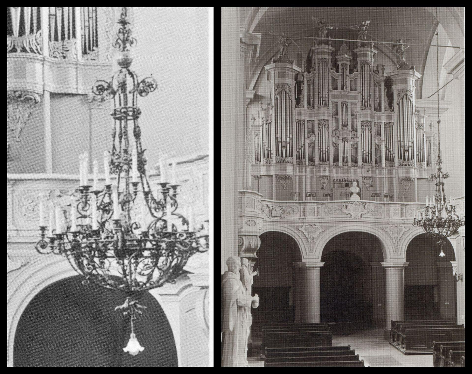 Lost chandelier. Photo by Jan Bułhak, 1912–1915, Vilnius, from: Jan Bułhak, Vilnius, II knyga, sudarė Jūratė Gudaitė, Vilnius: Lietuvos nacionalinis muziejus, 2013, il. 247